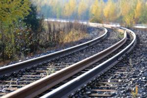 Along the rails….