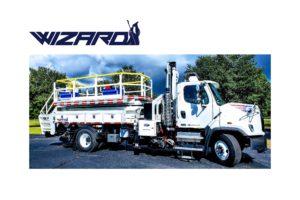 Wizard road-railer range