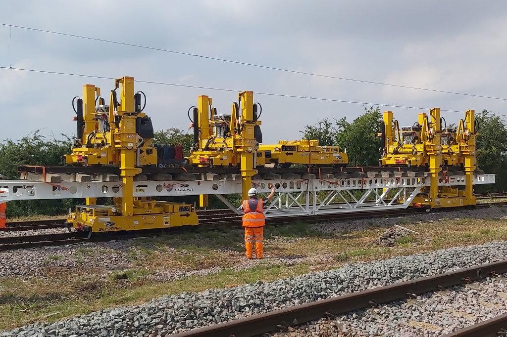 PEM-LEM - Network Rail - Rail Infrastructure